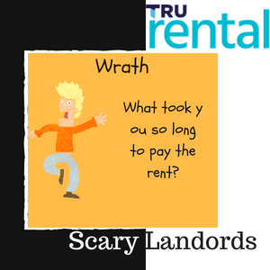 Truuuely salvaged by the threatening landlord – Scary rental scams Story 1
